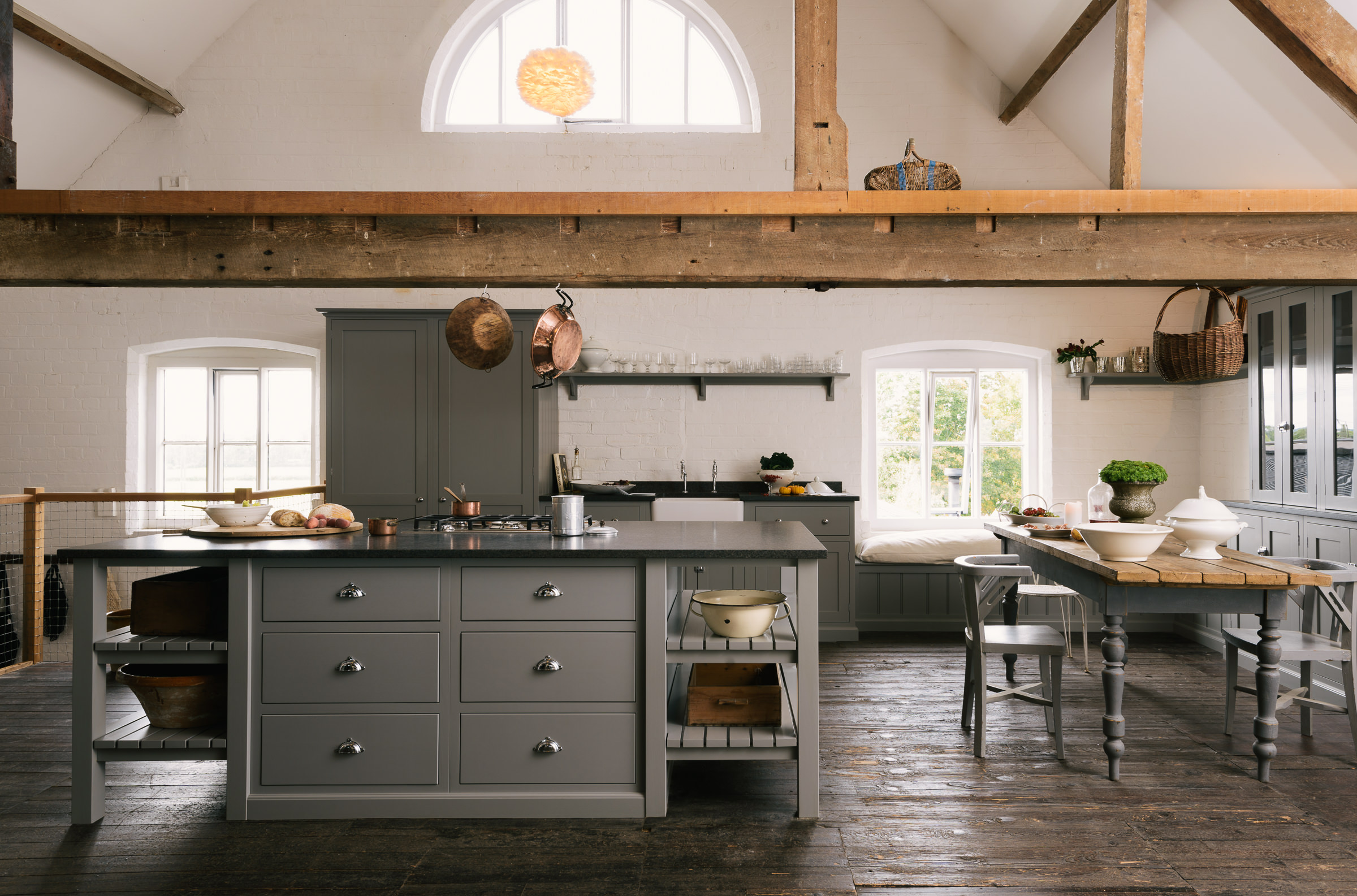 Cotes Mill Showroom at deVOL Kitchens | BKU Awards