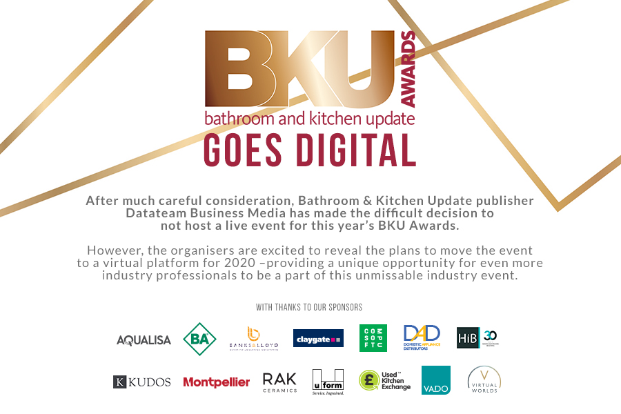 Join the KBB industry as the BKU Awards goes digital!